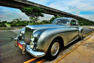 Bentley R-Type Continental at Sengkang East Garden