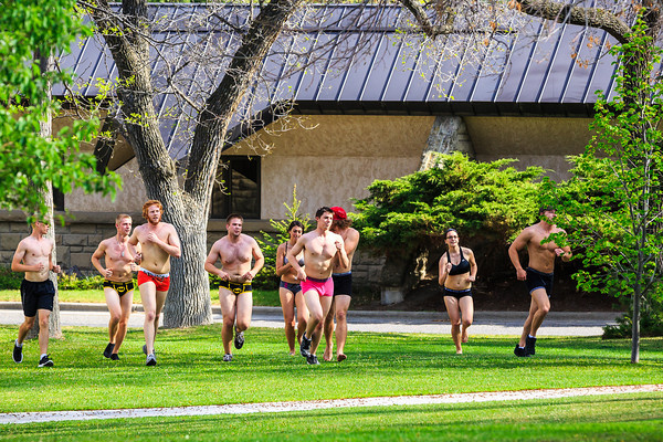 Undie Run (4.25.12)