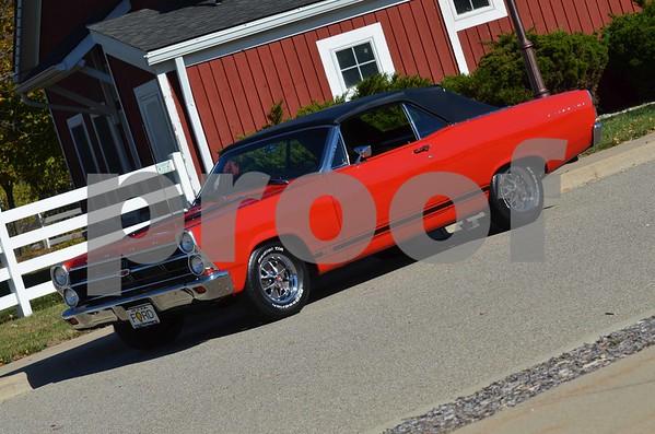 Jeff H 1967  Fairlane GT. Convertible