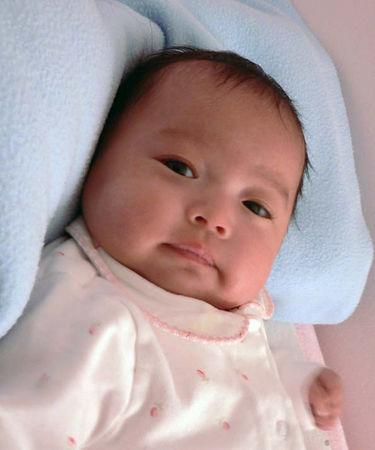 Alyssa 2 Months