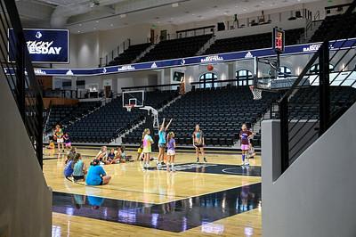 Jimmy Garrity Girls Basketball Camp