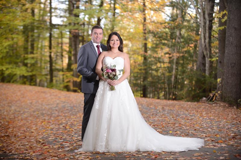 Marissa and John Lawrence - October 18th 2020