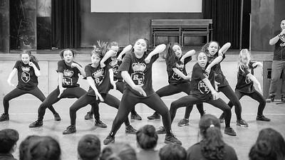 2016 Bubblegum Dance Crew