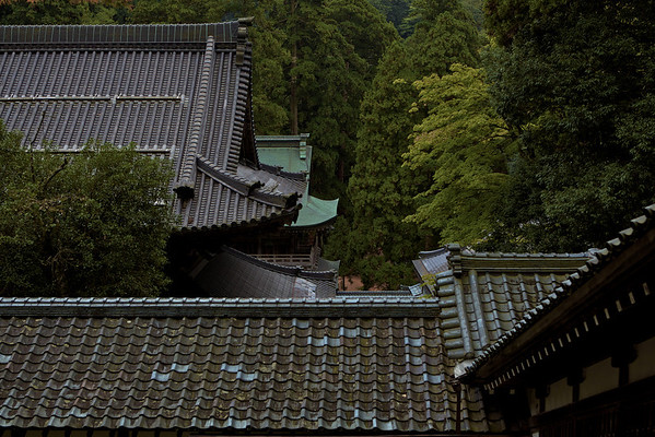 Eihei-ji — 永平寺