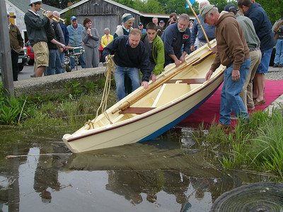 Launch of The Revival At The Jones River Landing