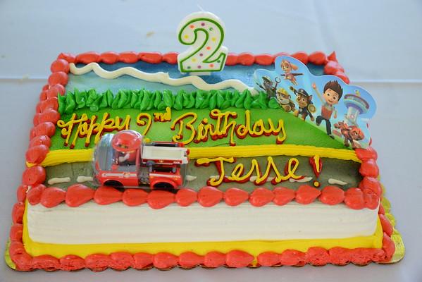 Jesse's Birthday