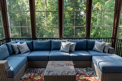 Enclosed Screened Porch
