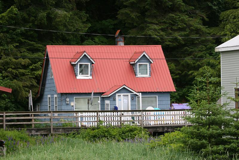 Pelican residence