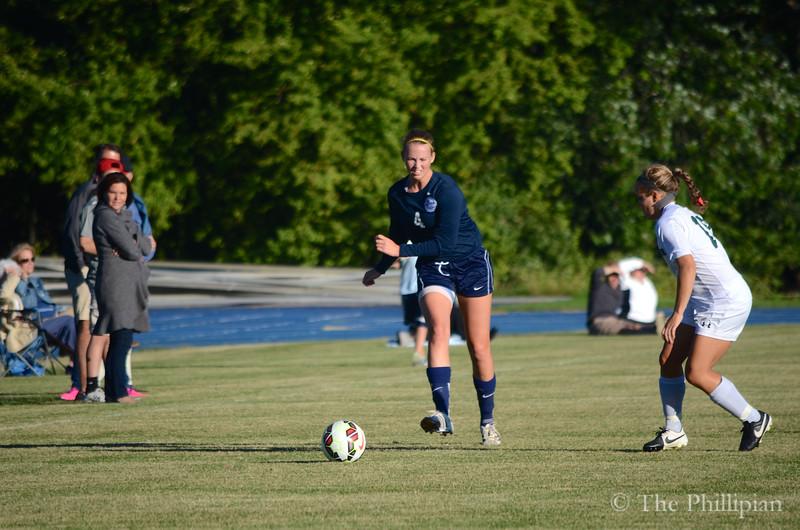Girls Soccer vs. Pingree 9/22/14