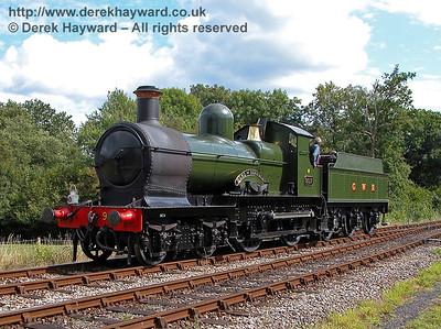 9017 Earl of Berkeley (3217) (Green livery)