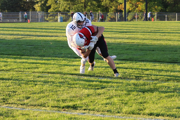 DC Football at Annandale, 9-8-17