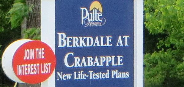 Berkdale At Crabapple