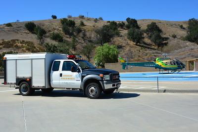 LASD SEB Medics at Lost Hills Station (Air 6)