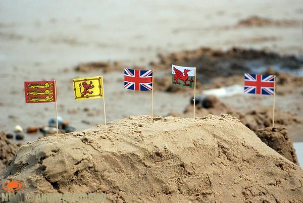Children's Week Sandcastles