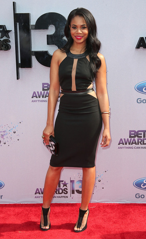 . Actress Regina Hall attends the 2013 BET Awards at Nokia Theatre L.A. Live on June 30, 2013 in Los Angeles, California.  (Photo by Frederick M. Brown/Getty Images for BET)