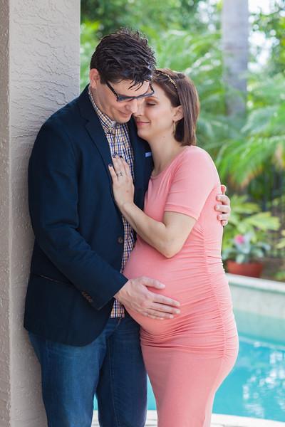 Katie and Joe Maternity Photos