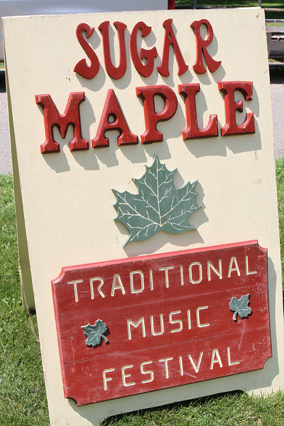 Sugar Maple Traditional Music Festival 2013 (Select)