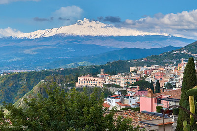 Mt Edna & Taormina