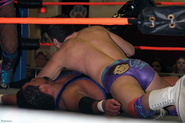 Northeast Wrestling: Livingston Manor, NY (Volume One)