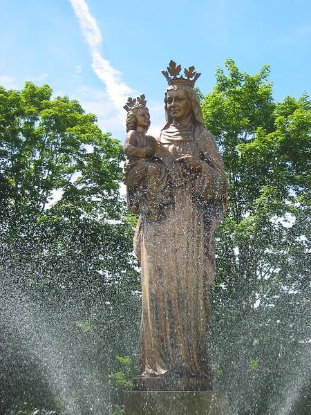 St. Anne Fountain
