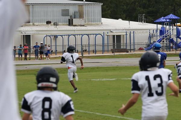 5/6 Grade Terrell Football 2020