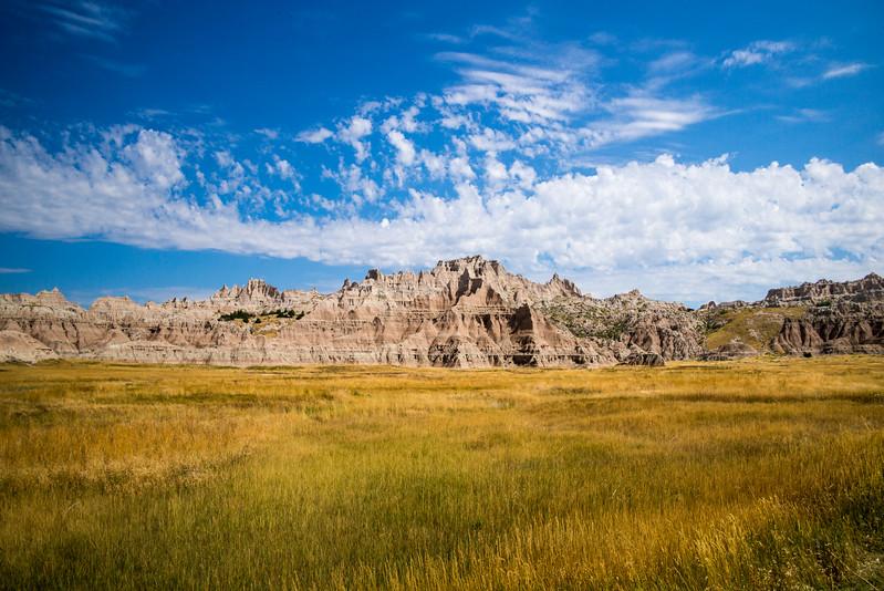 Badlands National Park at Ben Reifel Visitor Center