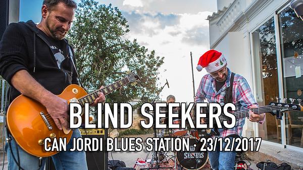 BLIND SEEKERS CAN JORDI