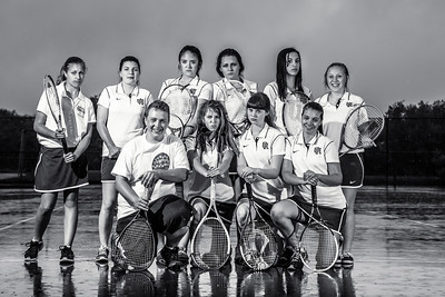 2014 Girls Tennis Team Photos