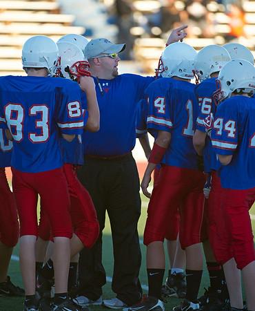 2010 Football 7th(A) vs Burkburnett