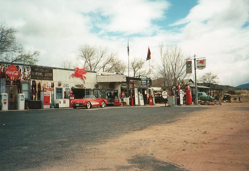 Route 66 Shrine
