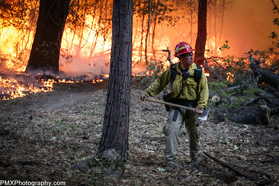 Ahwahnee Meadow Control Burn Sept 12 2016