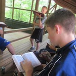 MS Cadets attend PCC-Riverside Retreat