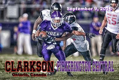 2016 North Clarkson, Ontario at Pickerington Central (09-09-16)