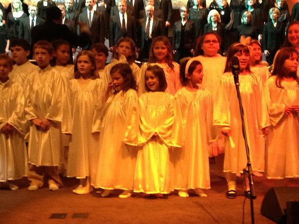 Church Christmas Play