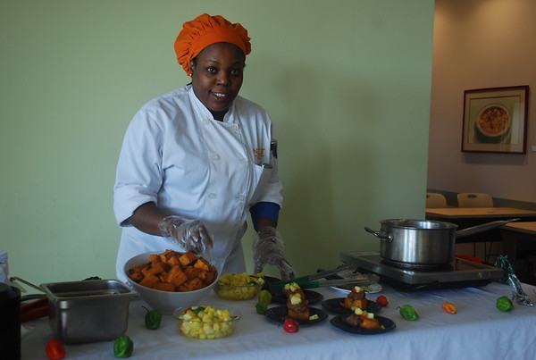 13th Cohort World Cuisine Showcase