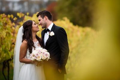 Justine & John 10/28/17 Wedding