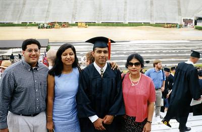 Amit UGA Graduation