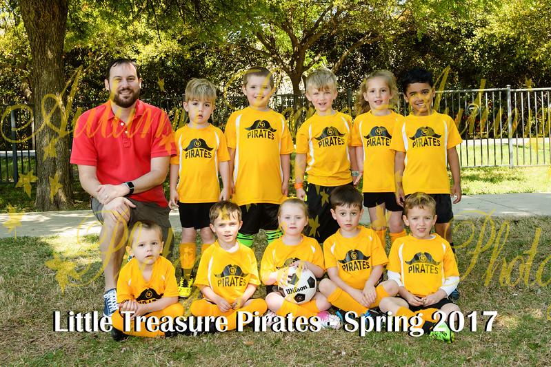 20170325 - #T15 Little Treasure Pirates