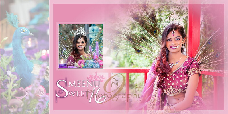 Meenu Sweet Sixteen Album