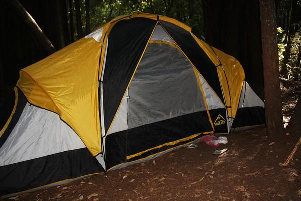 Kids Camping Big Basin 2011