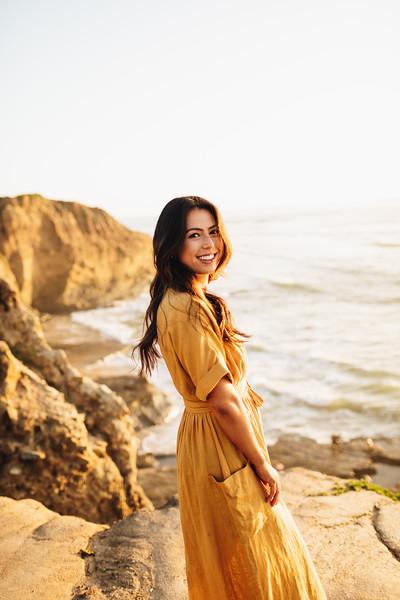 Izzy Ashley Senior Portraits