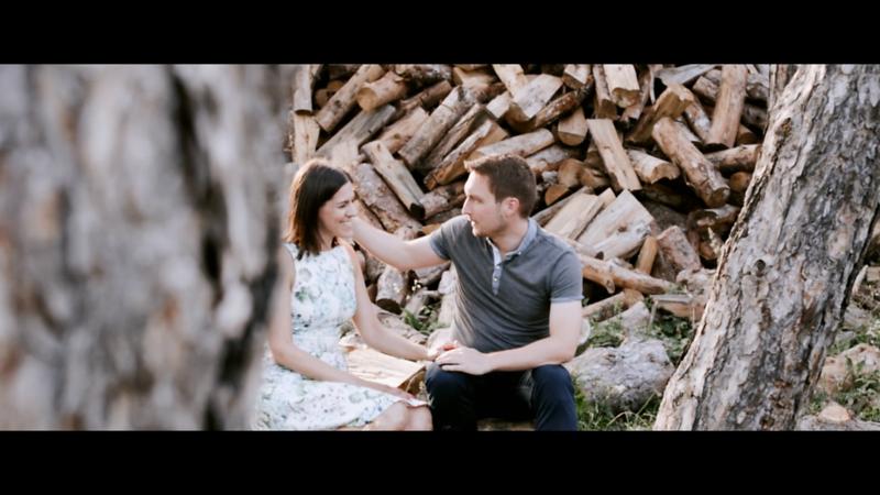 Jegyesfilm - Anita és András