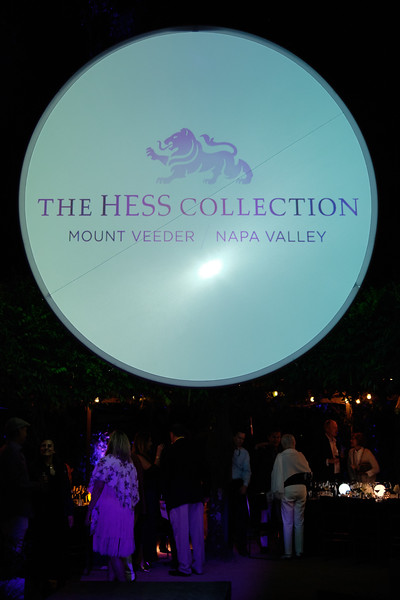 Founders Dinner at The Hess Collection