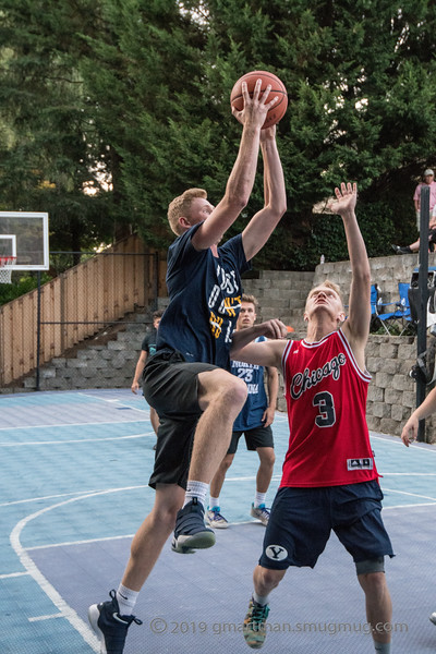 2019 Backyard Basketball - Semi's and Finals
