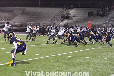 Football: Loudoun County @ Park View 10/12/2013 (Jeff Scudder)