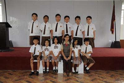 Class Photos BTS 2010-2011