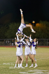NDP Cheer vs Horizon