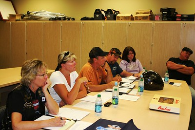 Road Captains meeting 6-26-11