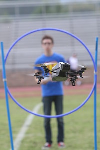 Geek Week with Drones 2014