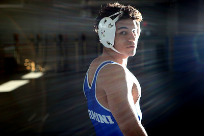 Nick Termini - Burlington Central Wrestler